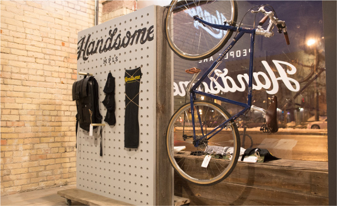 Handsome Cycles Graphic Design Portfolio Of Marina Groh
