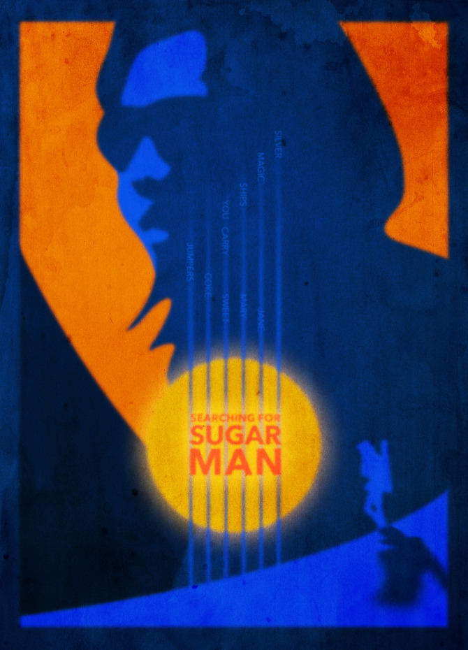 POSTER ART / MOVIE POSTER / Searching For Sugar Man ...